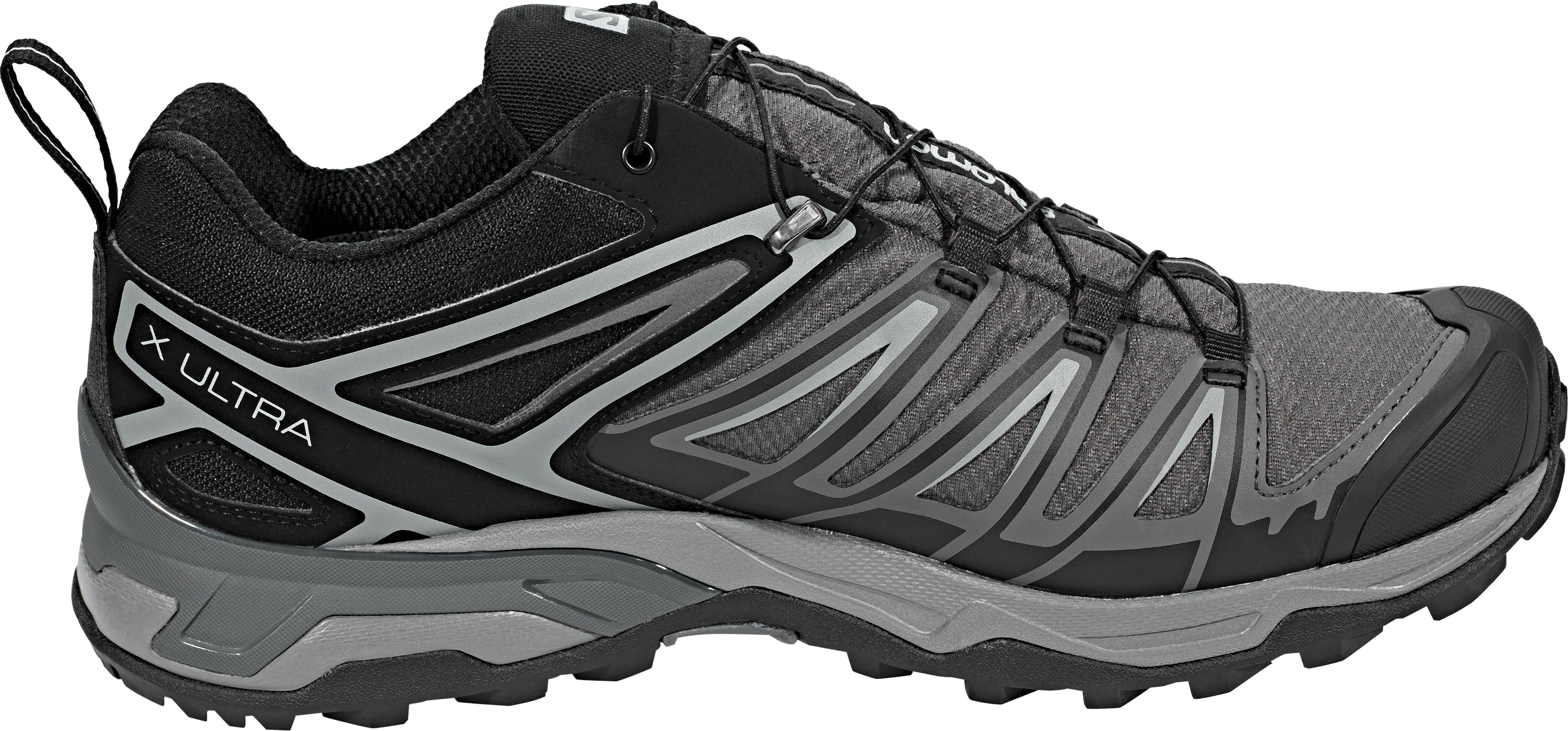 985209b96 Salomon X Ultra 3 GTX - Calzado Hombre - gris negro